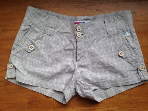 Short Mujer Marca Billabong - Talle 26, Impecable