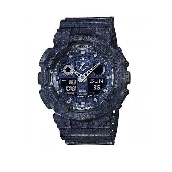 Relógio Casio Gshock Ga100cg2adr Original Dos Estados Unidos