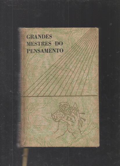 Livro Grandes Mestres Do Pensamento: Kant E Padre Vieira