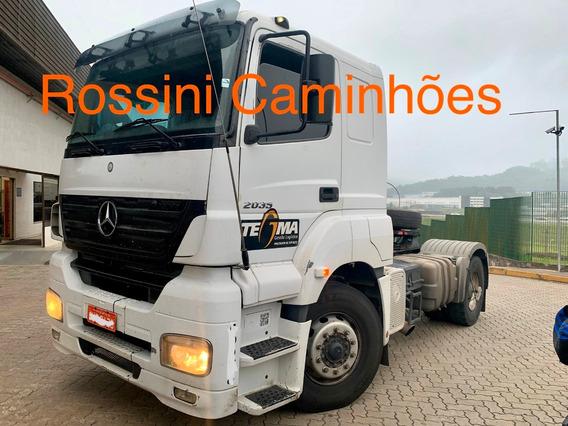 Mb 2035 2010 4x2 Cegonha N 19320 19330 2041 Scania G380 R380