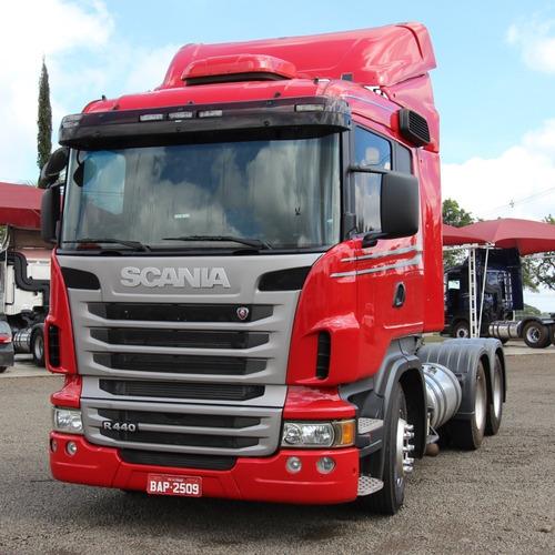 Scania R440 - 2013/13 - 6x2 (bap 2509)