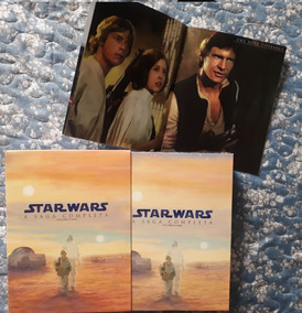 Blu-ray Star Wars - Saga Completa