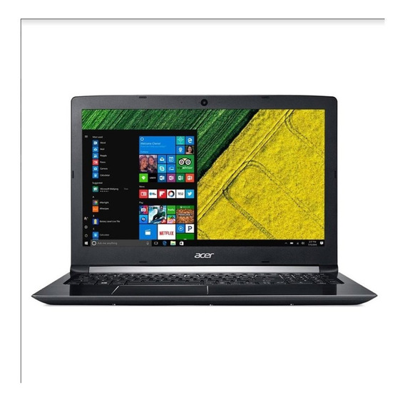 Notebook I7 8 Gb 1tb 15.6 Pol 2 Gb Acer Core