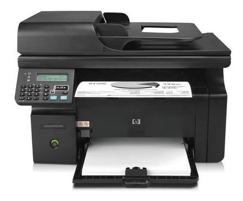 Impressora Multifuncional Laserjet M1212 - Revisada + Garant