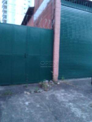 Galpão Para Alugar, 500 M² Por R$ 12.500/mês - Vila Vivaldi - São Bernardo Do Campo/sp - Ga0143