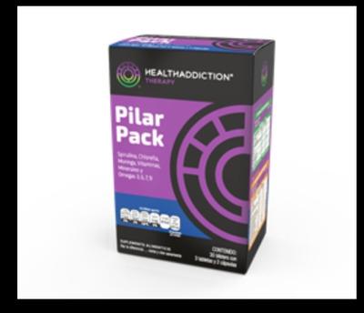 Pilar Pack Caja Con 30 Blisters
