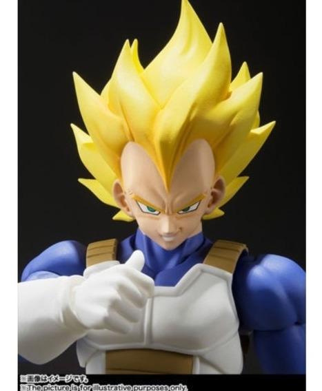 Dragon Ball Z Sh Figuarts Ssj Super Vegeta