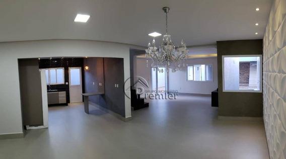 Sobrado Com 3 Dormitórios À Venda, 300 M² Por R$ 780.000 - Jardim Bela Vista - Indaiatuba/sp - So0283
