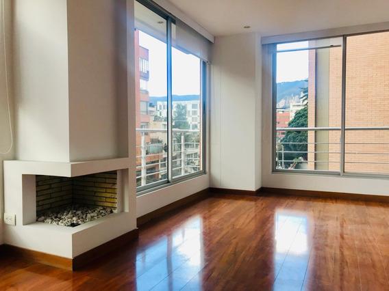 Se Arrienda Apartamento En Santa Barbara Central