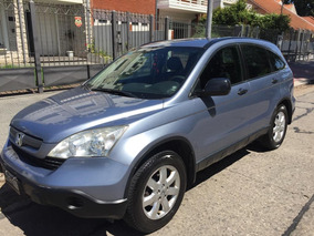 Honda Cr-v 2.4 Lx At, Dueña Vende