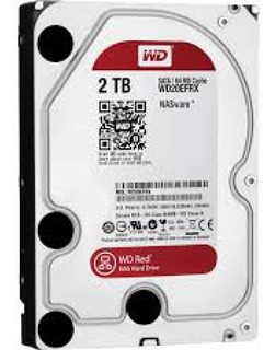 Disco Hdd Wd S 2 Tb S-ata Red Edition