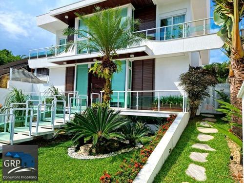Casa Para Venda Em Bertioga, Riviera, 7 Dormitórios, 7 Suítes, 9 Banheiros, 8 Vagas - 6900_1-1815389