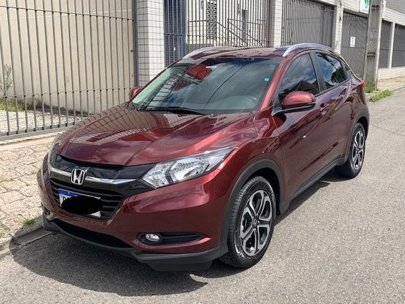 Hr-v Ex Com Banco De Couro 2018 - Honda - Ipva 2020 Pago