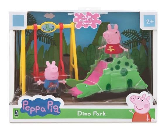 Peppa Pig - Dino Parque De Juegos