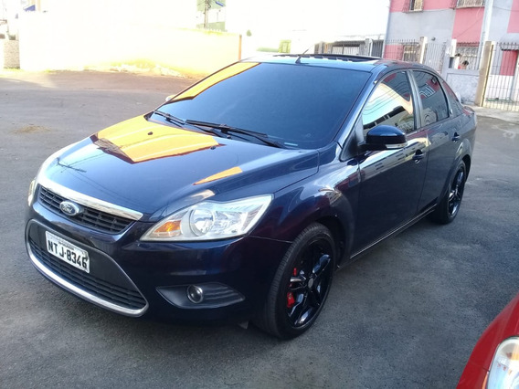 Ford Focus Sedan 2.0 Ghia Flex Aut. 4p