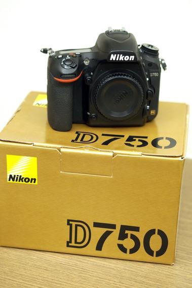 Nikon D750 Corpo