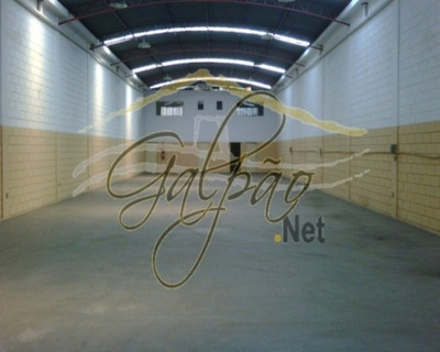 Galpão Industrial Para Venda E Locação, Jardim Piratininga, Osasco - Ga2376. - Ga2376