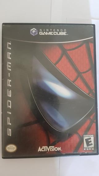 Spider Man Game Cube
