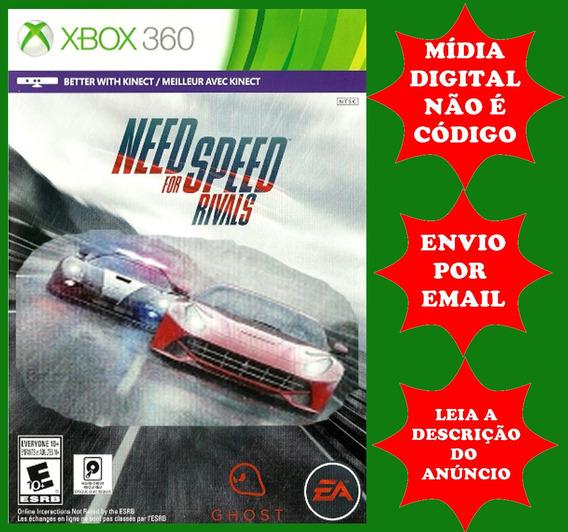 Need For Speed Xbox 360 Midia Digital