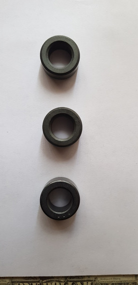 Nucleo De Ferrite Toroidal 25,4 Mm X 15 Mm X 13,2 Mm X 5,3