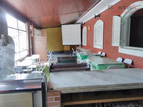 Conjunto Comercial À Venda, Rio Grande, São Bernardo Do Campo. - Cj0003
