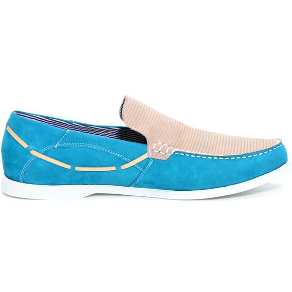 Mocassim Gigante Couro Copacabana Shoes Grand Frete Grátis