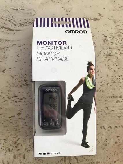 Monitor De Atividade Calorias E Pedômetro Omron Hja-310