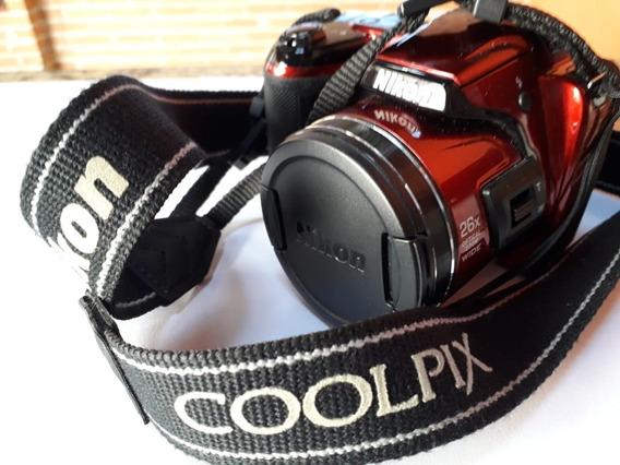 Câmara Digital Compacta Nikon Coolpix L810