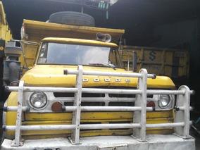 Dodge Otros Modelos 68 Conversión A 71 Camión Volteo 8 M3