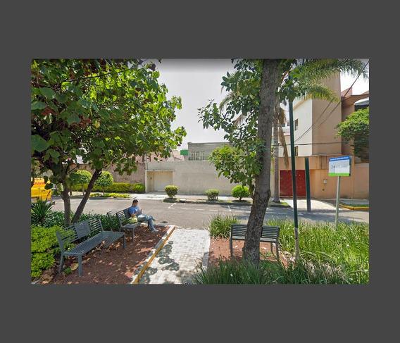 Del Angel, San Jose Insurgentes, 475 M² De Terreno