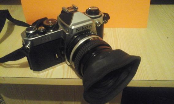 Cámara Nikon Fe2 Colección