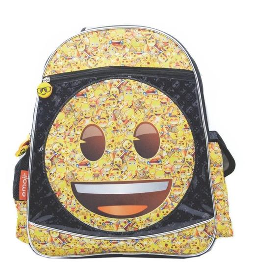 Mochila Emojies Emoticones Espalda 16 Pulgadas Original Fty