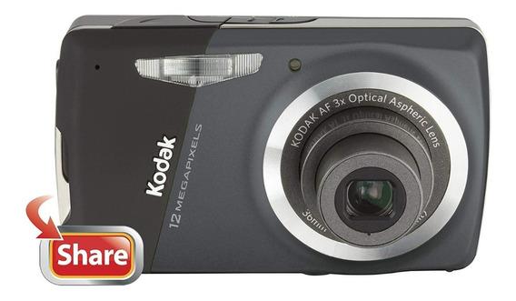 Câmera Digital Portátil Kodak Easyshare M530 Foto E Vídeo