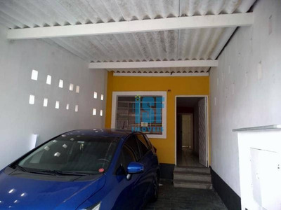 Casa Com 2 Dormitórios Para Alugar, 100 M² - Jardim Gilda Maria - São Paulo/sp - Ca1333. - Ca1333