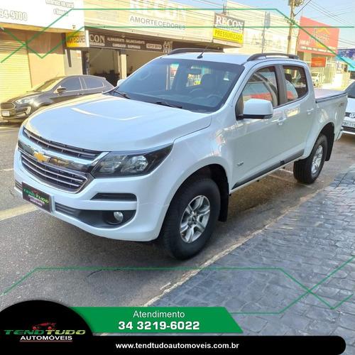 Imagem 1 de 7 de Chevrolet Gm S10 Lt 2.8 Branco 2018