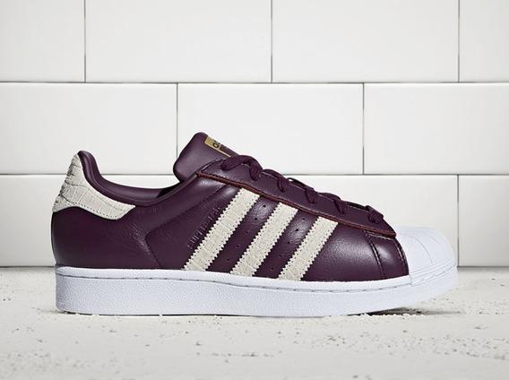 Tenis adidas Superstar W Vino Cg5458
