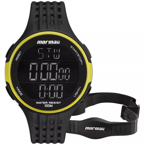 Relógio Masculino Mormaii Esporte Monitor Cardíaco