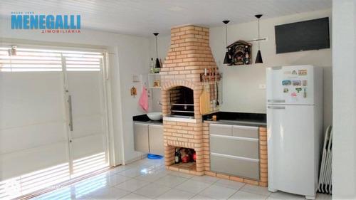 Imagem 1 de 25 de Casa Loteamento São Francisco - Piracicaba/sp - Ca0634