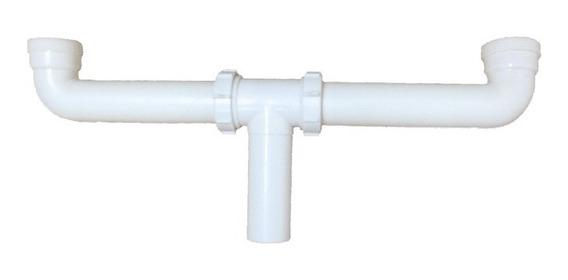 Colector Para Fregadero 1 1/2x16 Plástico (5 Unid) (mayor)