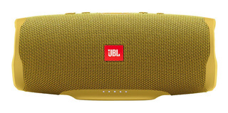 Parlante JBL Charge 4 portátil inalámbrico Mustard yellow