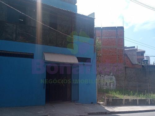 Salão Para Locação, Jardim Caçula, Jundiaí. - Sl08089 - 68817761