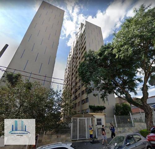 Imagem 1 de 12 de Apartamento Com 2 Dormitórios Para Alugar, 58 M² Por R$ 1.416,00/mês - Cambuci - São Paulo/sp - Ap2273