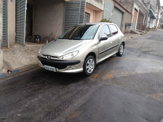 Peugeot 206 Sw 1.4 Presence Flex 5p 2008