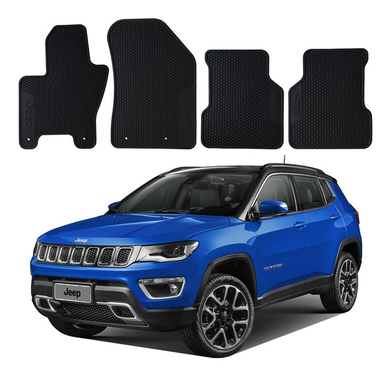 Tapete Borracha Original Mopar Jeep Compass Limited 2019