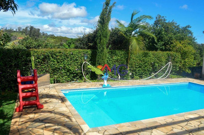 Chácara Com 2 Dormitórios, 800 M² Por R$ 320.000 - Vale Do Atibaia I - Piracaia/sp - Ch0135