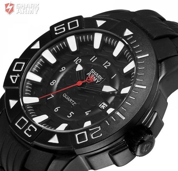 Relógio Shark Army Voodoo Original