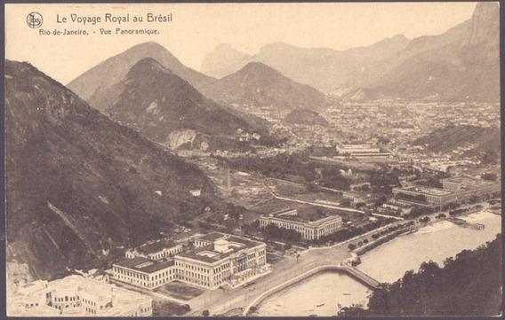Rei Alberto I - Visita Ao Brasil 1920 - 25061932