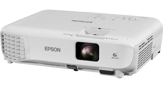 Proyector Epson W05 + Powerlite Wifi 3300 Lumen Wxga Hdmi