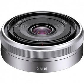 Lente Sony Sel 16mm F/2.8