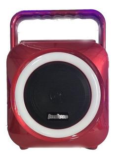 Parlante Portatil Bluetooth Usb Microfono Inalambrico Radio